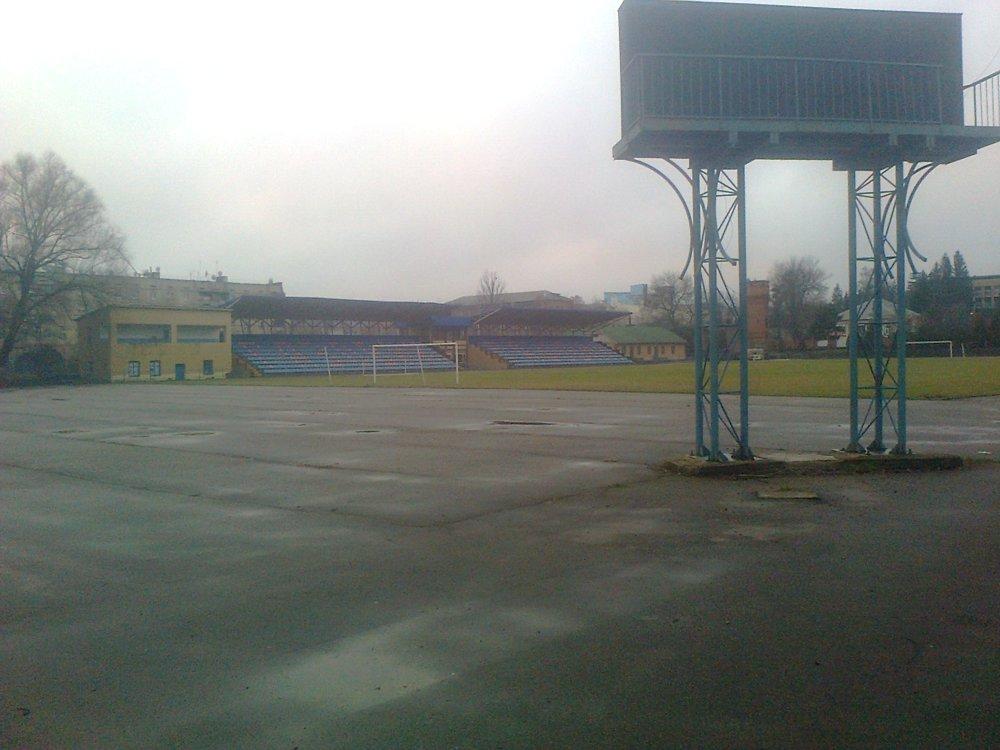 Газовик Краснокутск