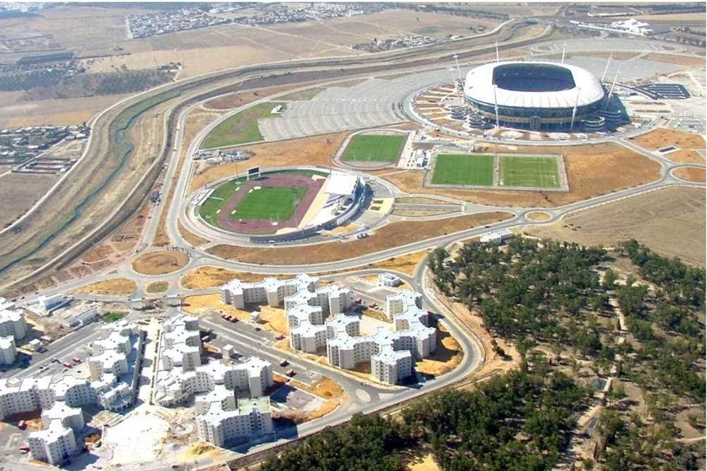 Стад Олимпик де Радес