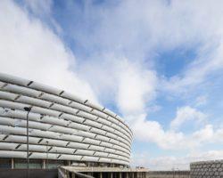 Олимпийский Стадион Баку