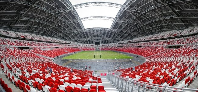 Лучшие стадионы 2014