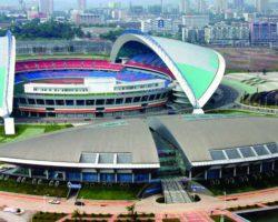 Стадион Чунцинского Олимпийского Спортивного Центра