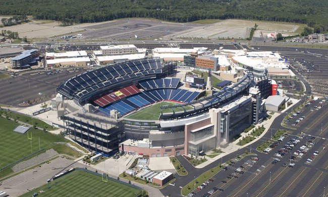 gillette-stadium
