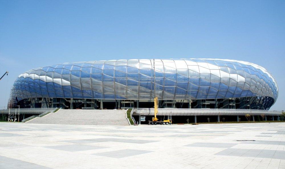 Спортивный Центр Даляня