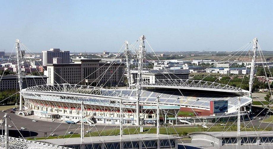 Стадион Зоны Развития