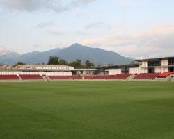 Габалинский городской стадион