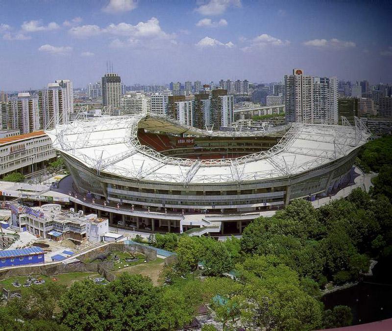 Стадион Хункоу