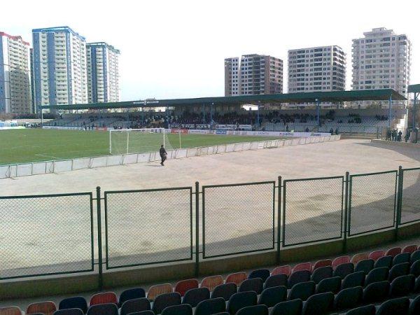 Стадион имени Исмета Гаибова