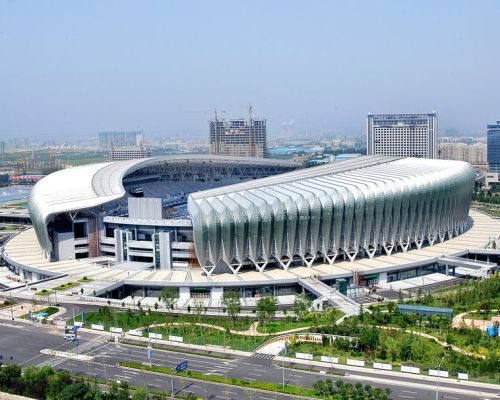 jinan-olympic-sports-center