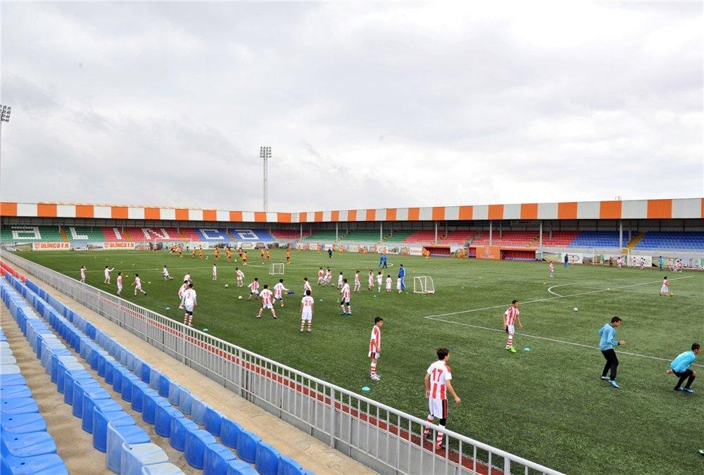 Стадион Масазыр - Малая Арена