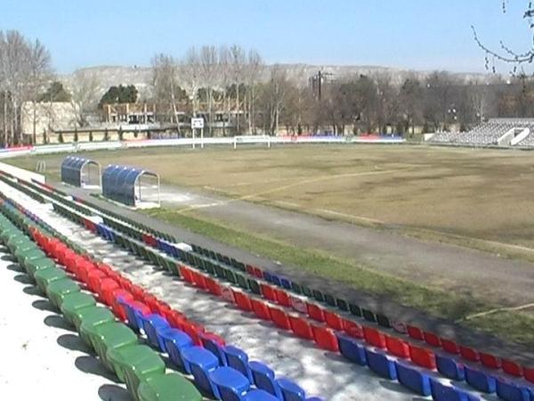 Мингячевирский городской стадион имени Яшара Мамедзаде