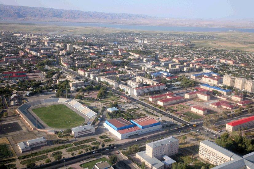 Стадион имени Нахчыванской Автономной Республики