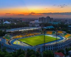 Центральный стадион Алматы