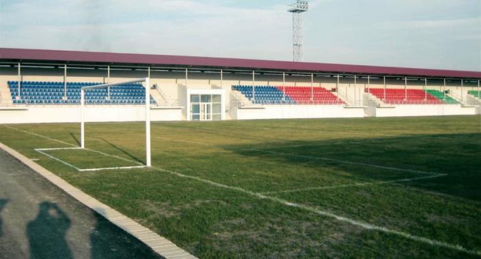 Стадион Олимпийского комплекса Кузанлы