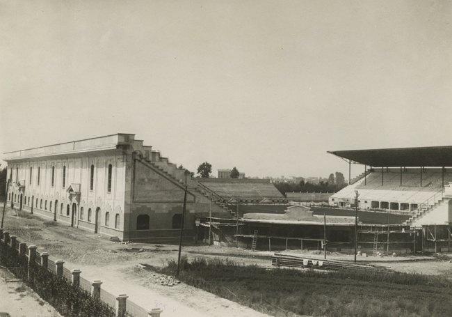 Сан-Сиро в 1926 году
