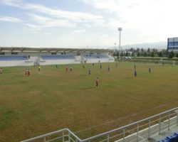 Стадион Олимпийского Спортивного Комплекса