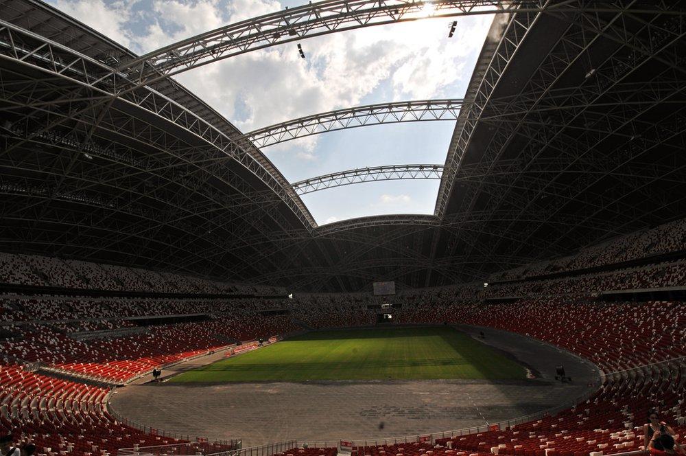 Сингапур Спортс Хаб