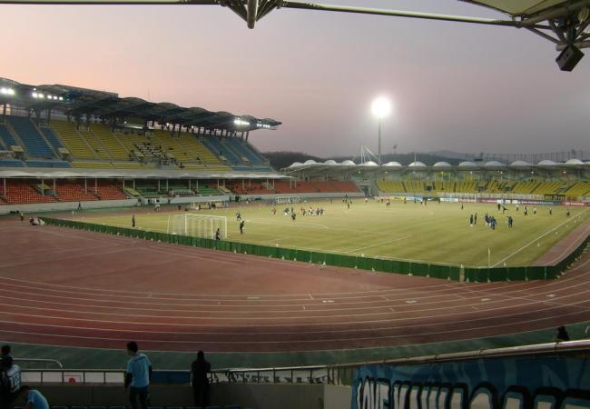 tancheon-sports-complex
