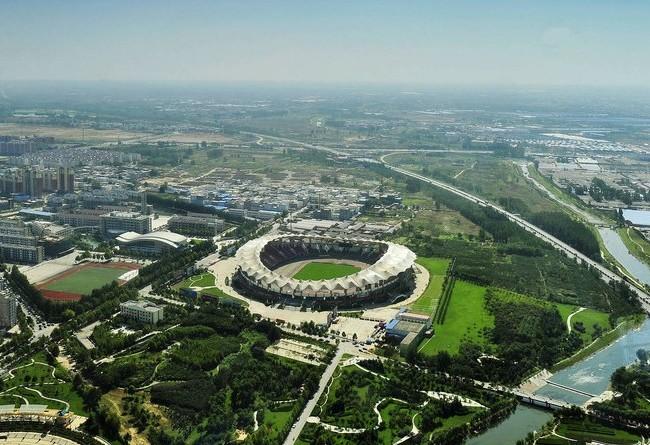 zhengzhou-hanghai-stadium