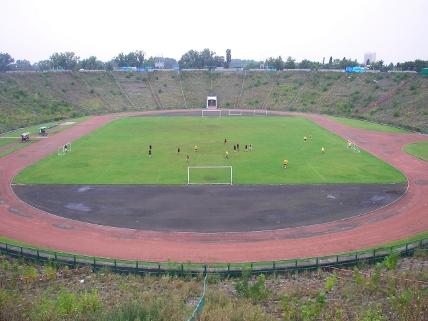 Стадион Десятилетия