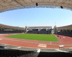 Стадион Тофика Бахрамова