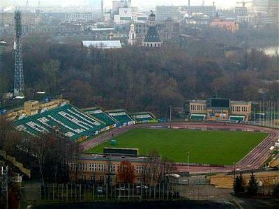 Стадион им. Э.Стрельцова