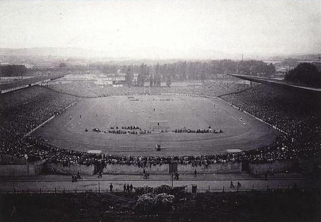 Стад Коломб Париж в 1938 году