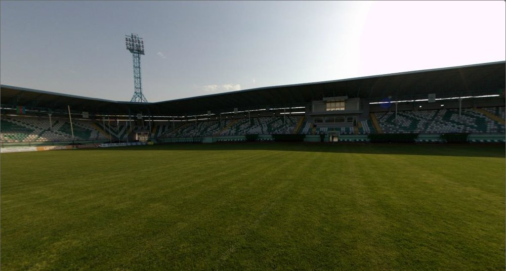 Центральный городской стадион Ленкорань