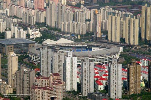 Спортивный центр Юаньшэнь