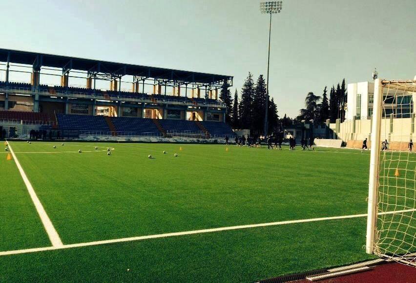 Стадион Закатальского олимпийского спортивного комплекса