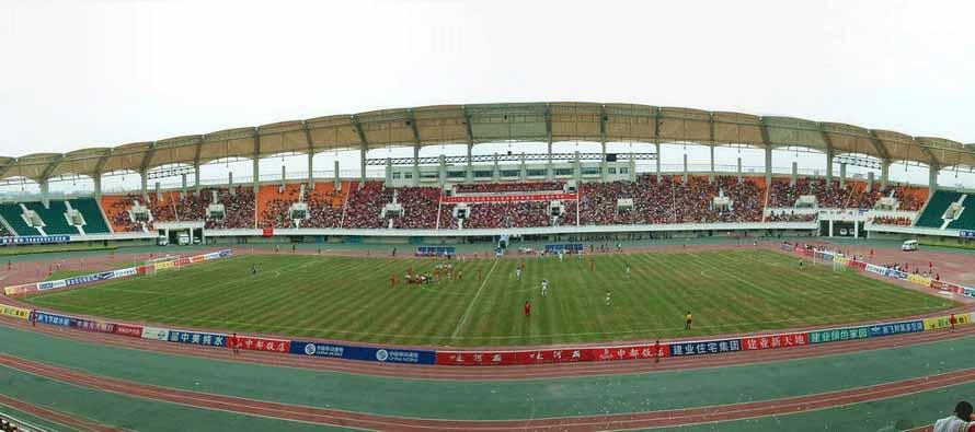 Стадион Ханхай