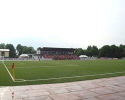 Городской стадион Гаргждай