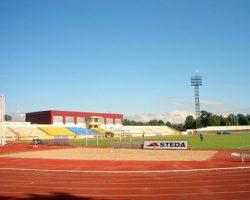 Центральный стадион Клайпеды