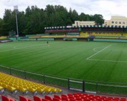 Стадион Литовской Футбольной Федерации