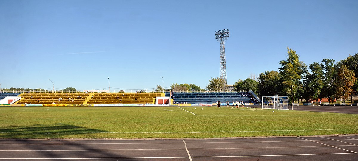 Стадион имени Горюшкина