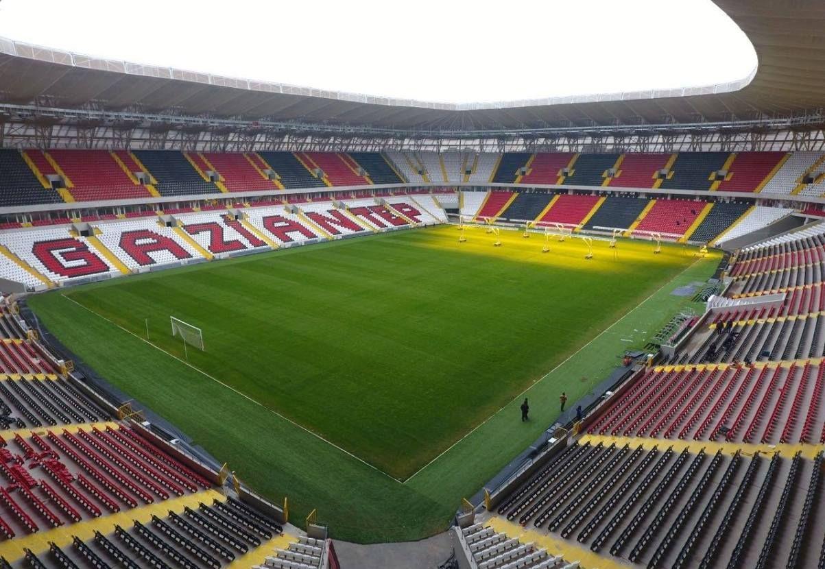 Стадион Газиантеп