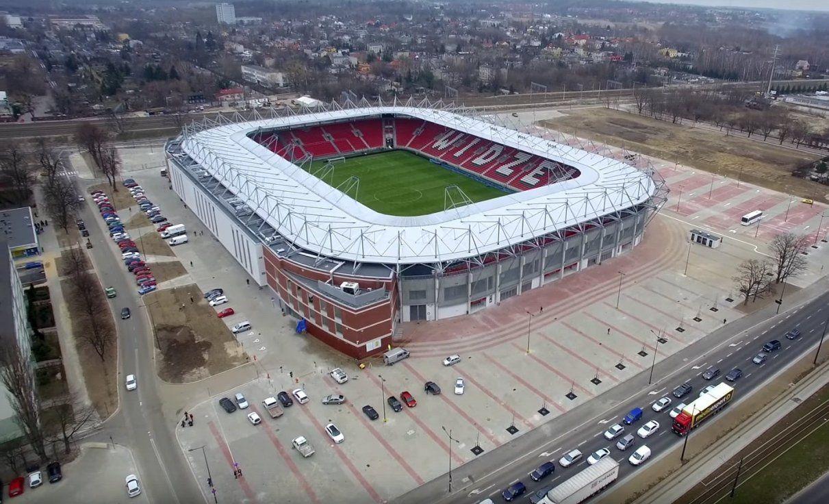 Стадион Видзева