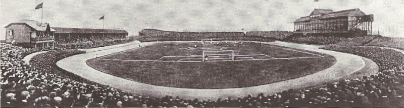 Селтик Парк в 1900 году