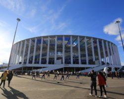 Стадион Нижний Новгород