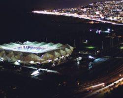 Стадион Шенол Гюнеш